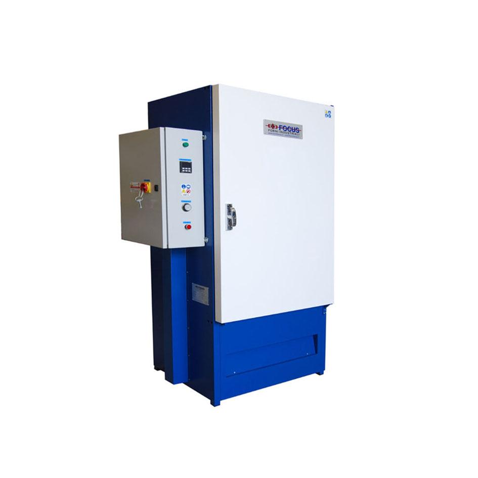 Forno forni ventilati per trattamento termico
