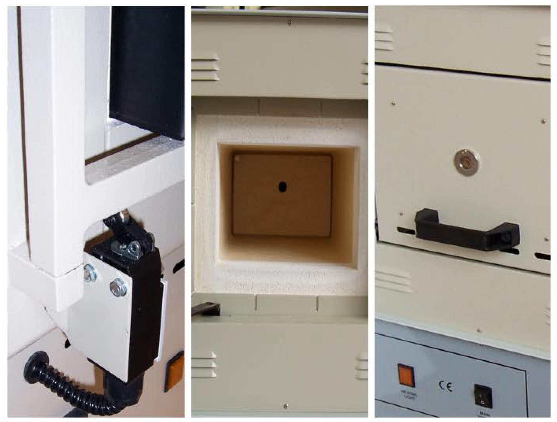 Forni per trattamento termico laboratori e piccole officine