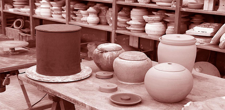 Forni per ceramica e porcellana